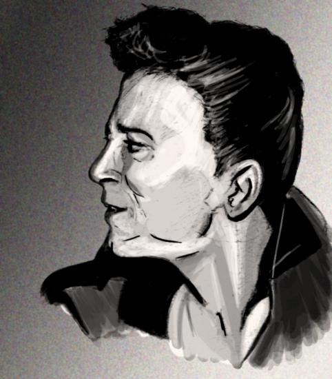 Gene Vincent par lokiangel87